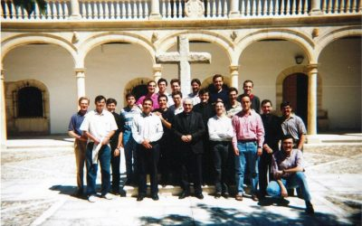 Ejercicios Espirituales con el Padre Mendizabal
