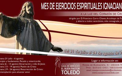 Apúntate al mes de Ejercicios con D. Francisco Cerro